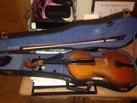 Stentor conservatoire full size violin