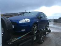 FOR BREAKING Fiat Punto 2006 1.4 Petrol CHEAP PARTS