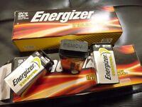Energizer X24 PP3.6LR61 9v 2018 smoke alarm ect