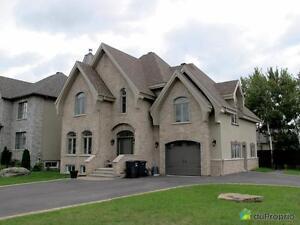 425 000$ - Maison 2 étages à St-Jean-sur-Richelieu (St-Luc)