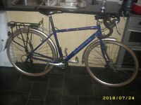 BARGAIN Dawes Horizon Tourer Student Touring Commuter Bike 24 Spd Acera Suit 5ft 5 to 5ft 10 Riders