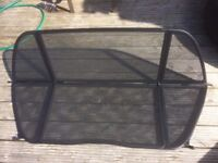 WANTED BMW E46 CONVERTIBLE WIND DEFLECTOR, 2001-2006