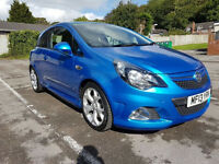 2013 13' Plate Vauxhall Corsa VXR Arden Blue 26k miles One Owner Immaculate