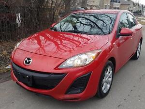 2011 Mazda Mazda3 GX Auto,LOW KMS,P.GROUP,CERTIFIED$7975