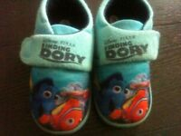 Finding Dory slippers (size 9) for Toddlers