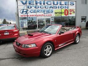 2003 Ford Mustang DÉCAPOTABLE CUIR None
