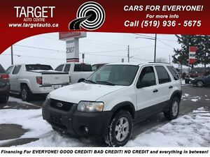 2005 Ford Escape XLT 4x4 Drives Great !!!