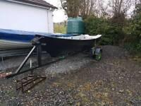 14 foot fishing boat