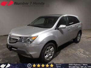 2008 Acura MDX Leather, Power Group, All-Wheel Drive!