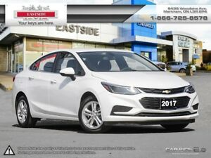 2017 Chevrolet Cruze INTEREST RATE AS LOW AS 0.9%