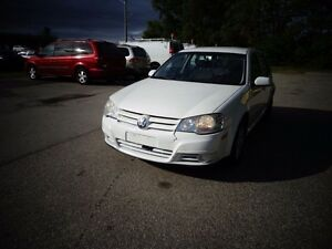 2009 Volkswagen Golf City   4 Cylinder!
