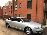 Audi A6 2008 ** 2.0 TDI S LINE LOOK ** LEATHER SEATS ** NAVIGATION **VERY GOOD CONDITION ** NEW BELT