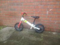 BTwin Balance Bike suitable for little kids