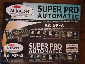 AUTOCOM SUPER PRO AUTOMATIC DUO KIT - INTERCOM SYSTEM - KIT SP-A (USED)