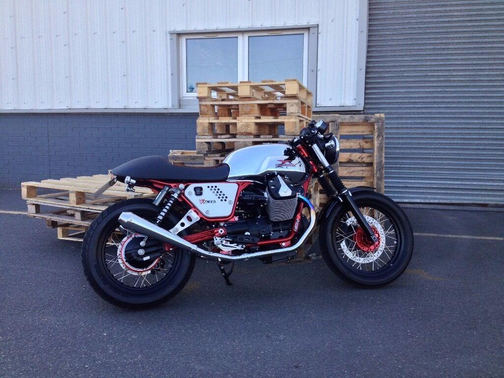 moto guzzi v7 racer cafe racer in falkirk gumtree. Black Bedroom Furniture Sets. Home Design Ideas