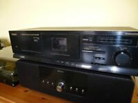 TEAC CASSETTE DECK TESTED AND WORKING