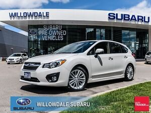 2013 Subaru Impreza 2.0i Limited PKG Navi No Accidents, Off Leas