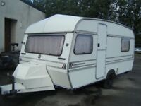 CHEAP GOOD CARAVAN £175