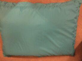 Large Gilda bean bag - blue
