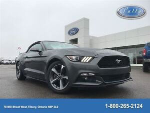 2015 Ford Mustang EcoBoost Premium, Leather, Navigation, Automat