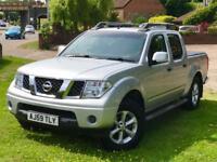 Nissan Navara AJ59 TLY £7,500ono