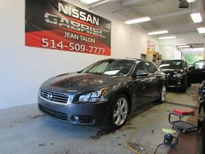 2012 Nissan Maxima S ONE OWNER/NEVER ACCIDENTED/LOW MILEAGE/MINT