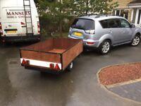 6ft x 4ft trailer fully refurbished