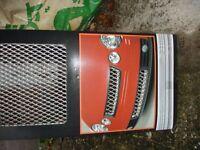 Motor Sport Aluminium Diamond Mesh Grill Sheets