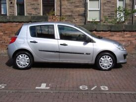 FINANCE AVAILABLE!!! 2007 RENAULT CLIO 1.2 16v EXPRESSION 5dr, 1 YEAR MOT, AA WARRANTY