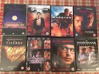 DVD movies - any 4 for £1.50