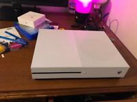 Xbox s one 1 month old