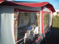 NR Executive Caravan Awning Size 975