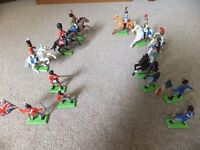 Britains Detail Napoleonic soldiers