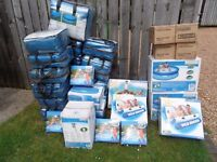 Swimming Pool and accessories. Clearance. Job lot of 53 items.