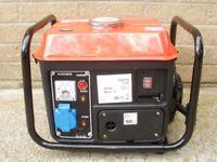 Brand New 1000W 1kW 1.3kVA 230v 12v small lightweight silent Generator camping boat caravan suitcase