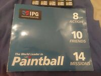 IPG Paintball tickets
