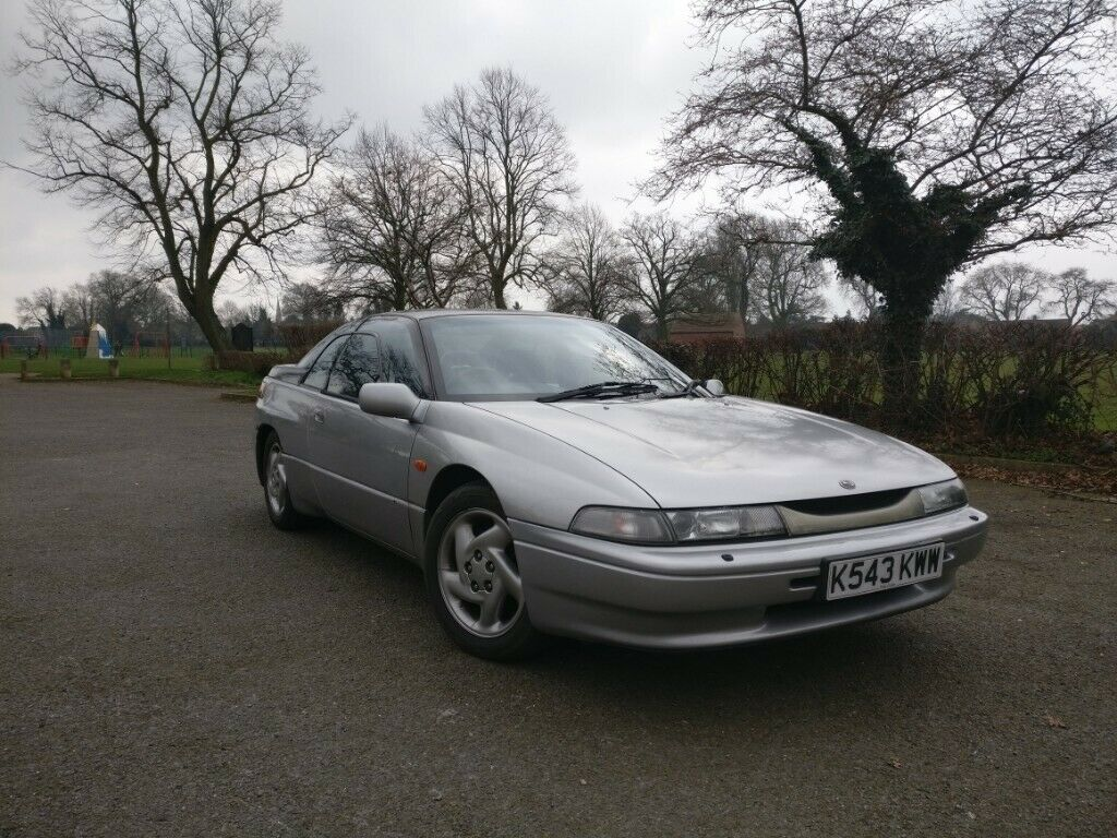 Subaru SVX UK car modern classic not sti wrx | in Wigston, Leicestershire |  Gumtree