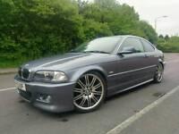 BMW 328ci COUPE 330 328 325 ci 330D E46 M3 19's drift stanced MINT!