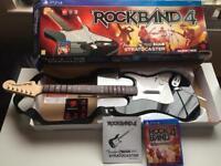 ROCKBAND 4 WIRELESS GUITAR