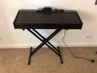 Rockjam 818 Digital Upright Piano with Stand