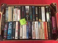 Box of Crime novels