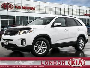 2014 Kia Sorento LX - BLUETOOTH, HEATED SEATS, BACK-UP SENSORS