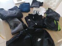 Bundle of boys adidas & rascal age 8-10 clothes for sale