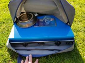 Camping Stove and Carry Bag