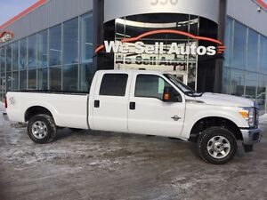 2016 Ford F-250 SD XLT CREW CAB DIESEL 4x4 *8 Foot Bed *V8 *SYNC