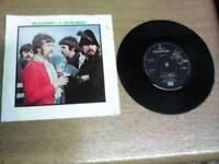 "THE BEATLES 7"" SINGLE HELLO GOODBYE / I AM THE WALRUS EXCELLENT+10 VINTAGE 78's+36 VINYL 7"" SINGLES"