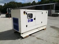 FG WILSON - P110-3 - THREE PHASE DIESEL GENERATOR - 1486 Hrs