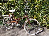 Lovely vintage Ladies Raleigh Bike