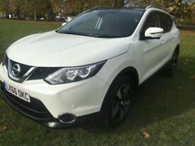 NISSAN QASHQAI N-CONNECT 2016 (66 PLATE) dci 1.6 AUTOMATING ONLY 5K MILES
