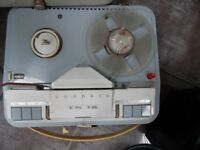 grundig reel to reel tape recorder for spares